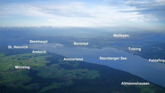 Starnberger See Urlaub Tourismus Starnberger See
