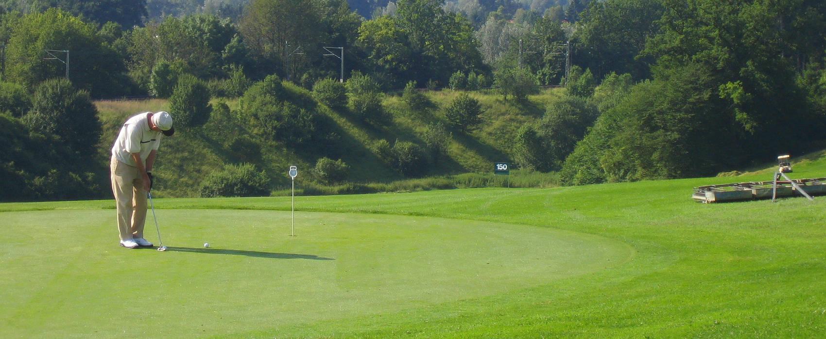 Golfplätze rund um den Starnberger See
