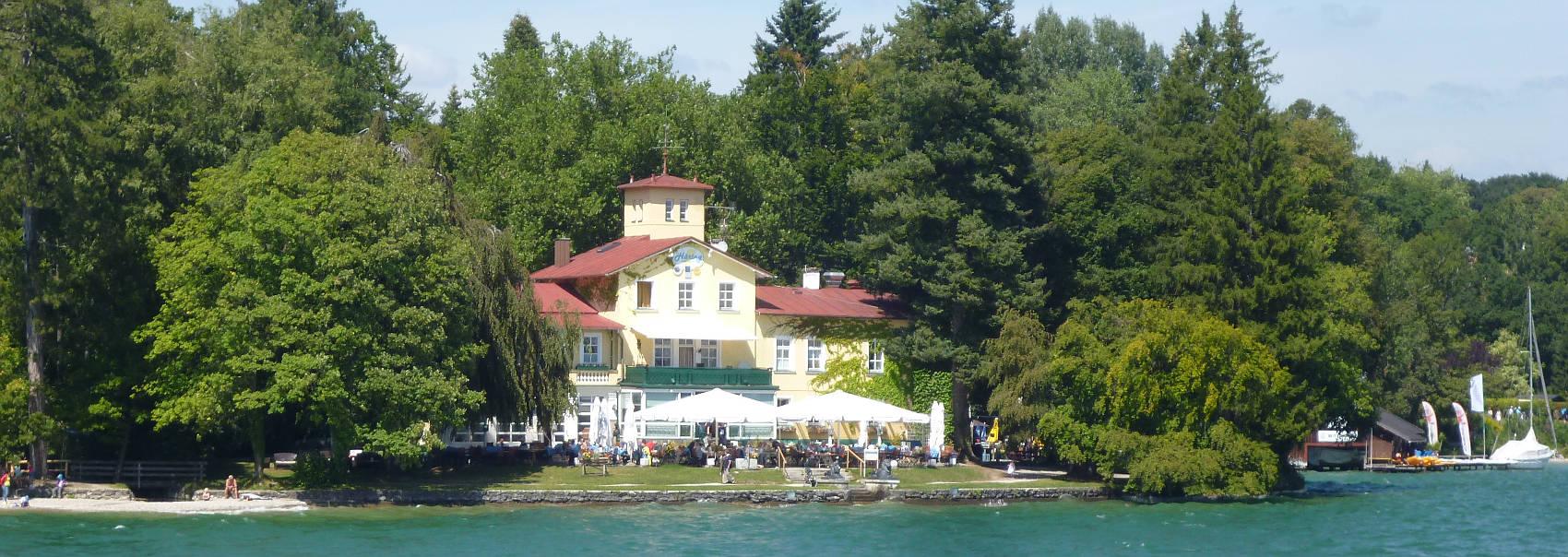 Starnberger See Hochzeit Oder Feier