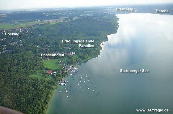 Berg Am Starnberger See starnberger see radtour radweg zur ilkahöhe
