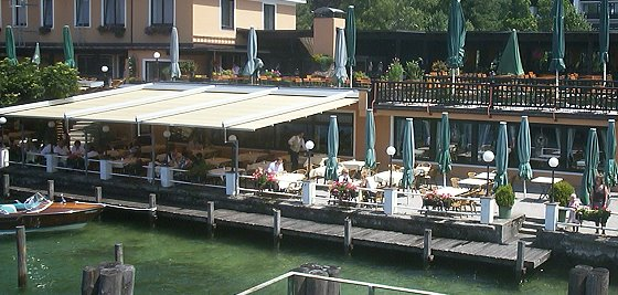 Restaurant am Starnberger See