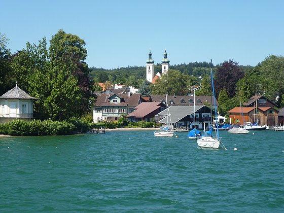 Urlaub In Bayern Am See Hotel