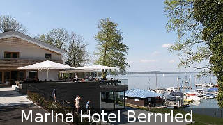 Hotel Marina in Bernried am Starnberger See