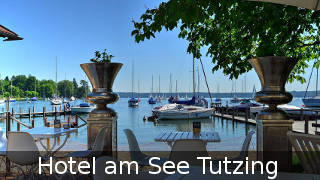 Hotel am See in Tutzing am Starnberger See