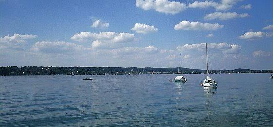 Starnberger See Urlaub - Tourismus Starnberger See